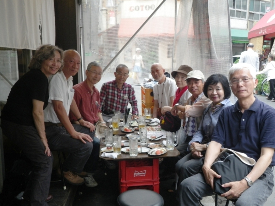 2011春の歩く会