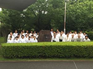 190713北野高校合同稽古会