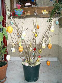 「イースター・エッグのなる木